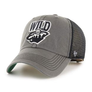 Minnesota Wild Tuscaloosa Clean Up Hat