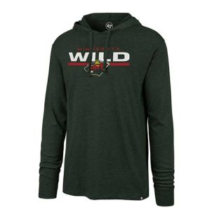 Minnesota Wild End Line Club Hood