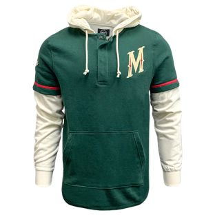 Minnesota Wild Shortstop Hooded Sweatshirt