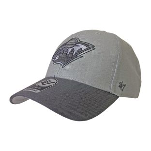 Minnesota Wild Storm Two Tone MVP Hat