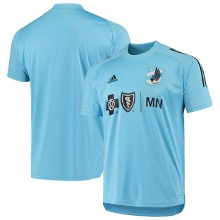 Minnesota United FC Adidas Training Jersey