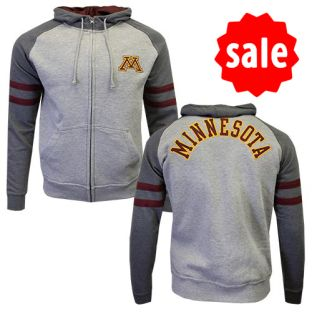 Superfan Zip Hooded Sweatshirt