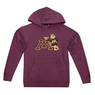 Youth Bedrock Hooded Sweatshirt
