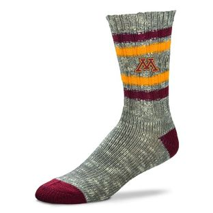 FBF Originals Alpine Tweed M Logo Crew Sock