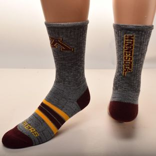 FBF Originals Quad RMC M Logo Crew Socks