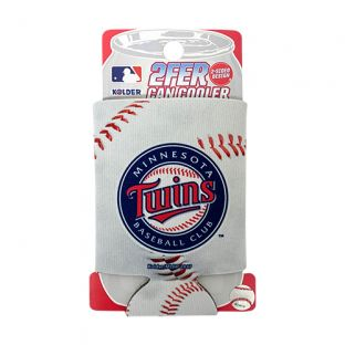 Minnesota Twins 2Fer Can Cooler