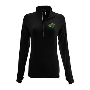 Minnesota Wild Women's Energy 1/4 Zip