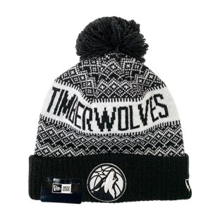 Minnesota Timberwolves Wintry Pom Knit