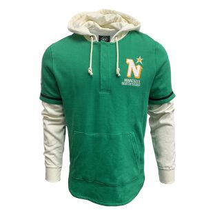 Minnesota North Stars Shortstop Hooded Sweatshirt