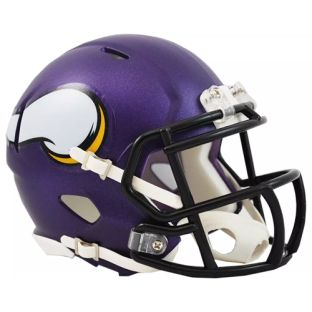 Minnesota Vikings Riddell Mini Speed Helmet