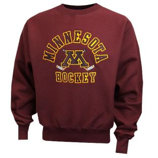 Hockey Circle Crew Sweatshirt