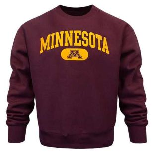 Signature Arch Disc Tackle Twill Crewneck