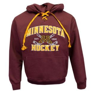 Hockey Dominance Lace Hooded Sweatshirt