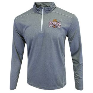 Signature Football Row The Boat Nokomis 1/4 Zip