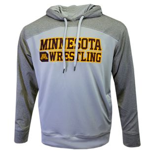 Signature Wrestling Angle Polar Hooded Pullover