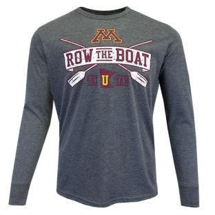 Football Timeless Row The Boat Long Sleeve T-Shirt