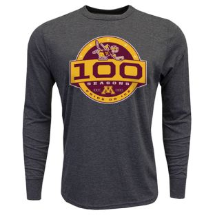 100 Years of Hockey Long Sleeve T-Shirt