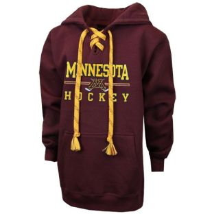 Hockey Line Lace Youth Hooded Sweatshirt
