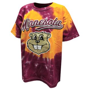 Tie Dye Goldy Youth T-Shirt