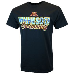 Swimming Riptide T-Shirt
