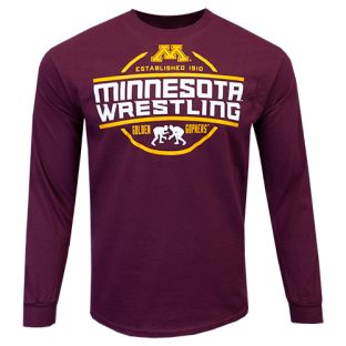 Wrestling House Show Long Sleeved T-Shirt