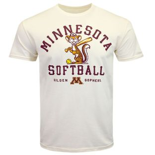 Softball Retro Gameday Short Sleeve T-Shirt