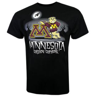 Goldy Glow In The Dark Halloween T-Shirt