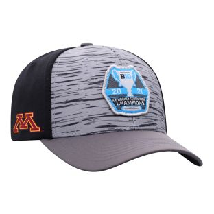 2021 Big Ten Hockey Tournament Champions Cap