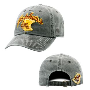 Top Of The World Heavy Adjustable Hat
