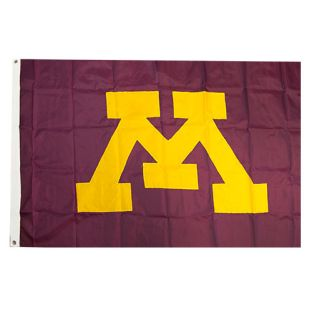 University Blanket and Flag 3x5 Nylomax M Flag