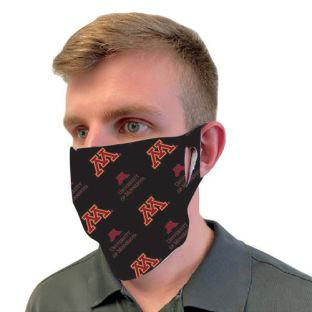WinCraft Adult Fan Mask Face Cover