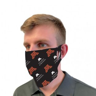 Alternate WinCraft Adult Fan Mask Face Cover