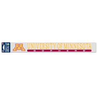 "2""x17"" University Of Minnesota Decal"