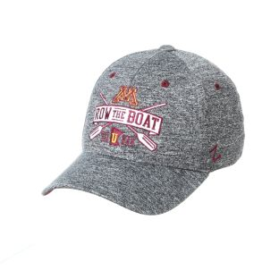Zephyr Row The Boat Heather Poly Adjustable Hat