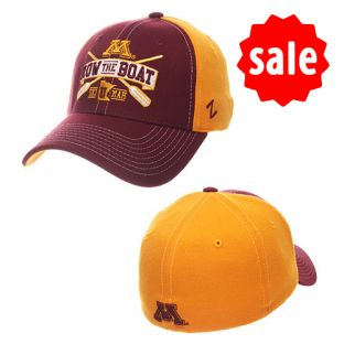 Zephyr Row The Boat ZHS Fitted Hat