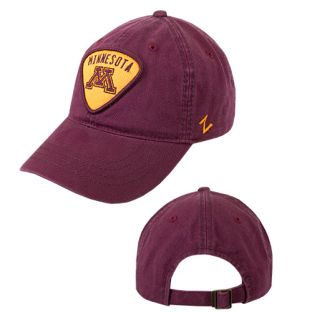 Zephyr Strummer M Logo Patch Adjustable Hat