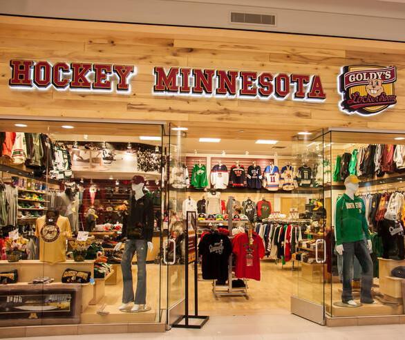 Mall of America Hockey Minnesota