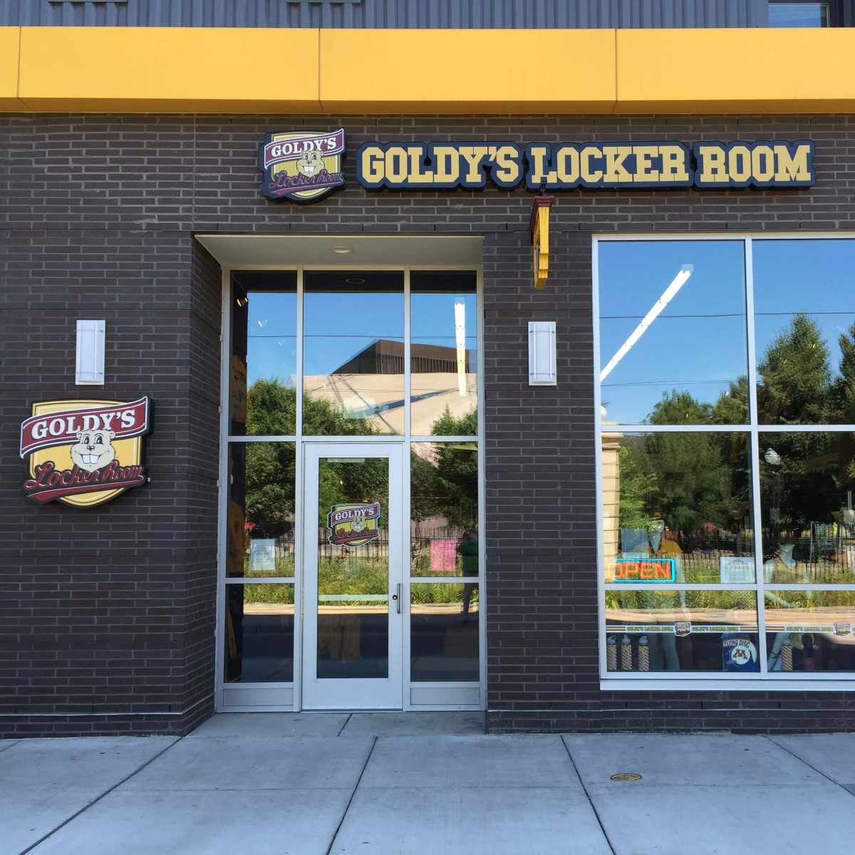 Stadium Village Goldy's Locker Room